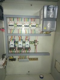 Control Panel Cabinet
