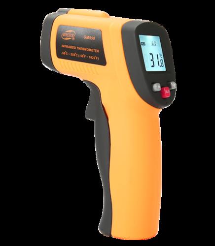 Digital Temperature Gun