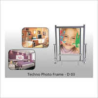 Techno Photo Frame