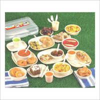 Picnic Set of 32 Pcs (Microwave Safe)