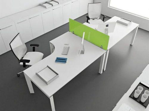 Open Desking Workstation