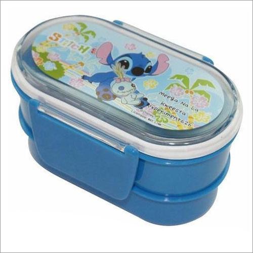 Clip Lock Lunch Box