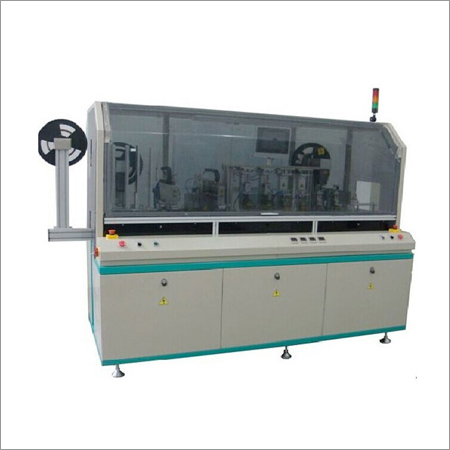 Contact Card Making Machine