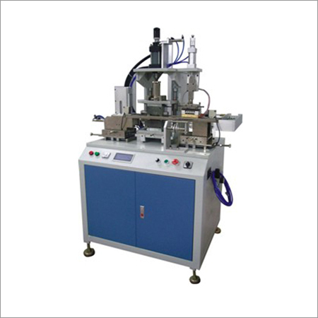 Automatic Card Embossing And Tipping Machine