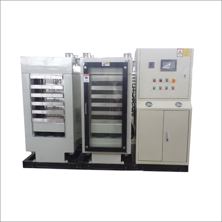 Plastic Card Laminating Machine