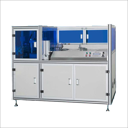 Plastic Card Punching Machine
