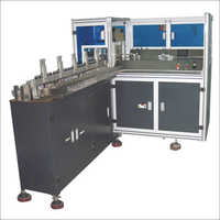 Plastic Card Punching And Stacking Machine