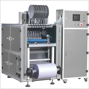Magnetic Tape Laying Machine