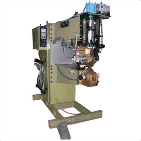Fully Automatic Barrel Seam Welding Machine