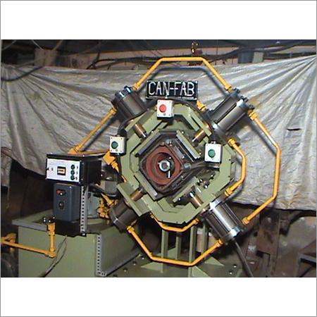 SR Sheet Stretch Forming Machine