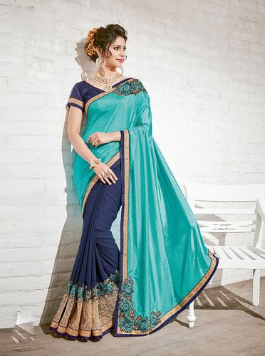 Heavy Designer Saree