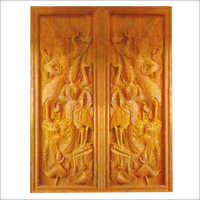 CNC Carved Doors Panel