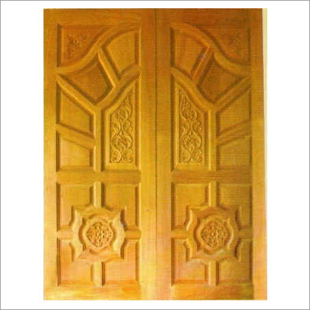 CNC Made Designer Doors