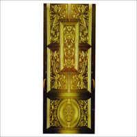 CNC Routing Designer Doors