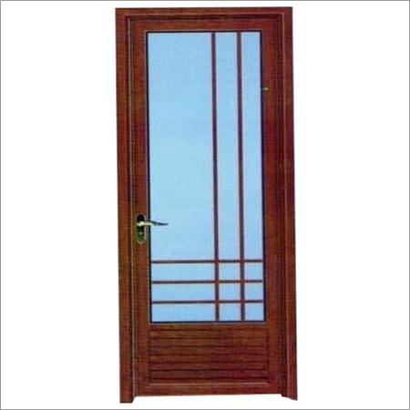 Glass Wooden Panel Doors
