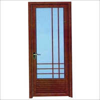 Glass Wooden Panel Doors