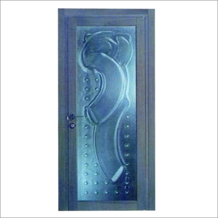 Wooden Designer Glass Doors