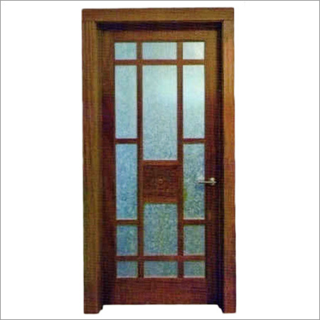 Glass and Wooden Doors
