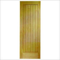Wooden Heavy 6 Panel Doors