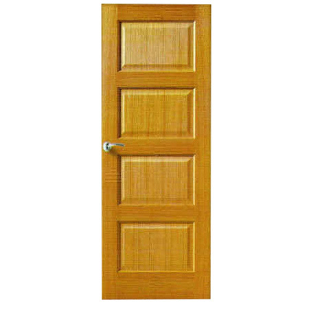 Wooden Heavy 4 Panel Doors