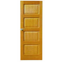 Wooden Heavy 4 Panel Doors