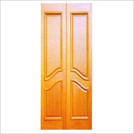 Wooden Heavy 4 Panel Designer Doors