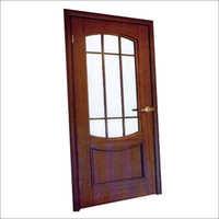 Glass Wire Mesh Doors
