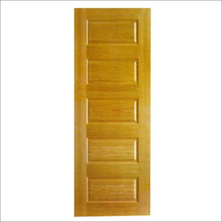 Wood 5 Paneling Doors