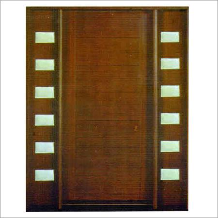 Fancy Wood Paneling Doors