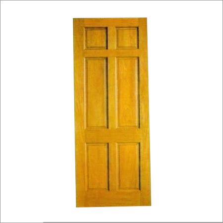 Wooden 6 Panel Doors