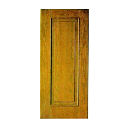 Wooden Single Panel Doors