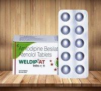 Amlodipine 5 mg+ Atenolol 50 mg