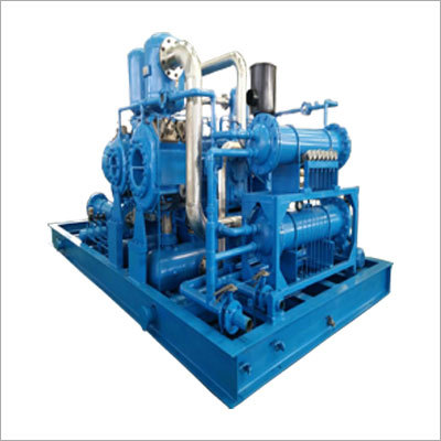 High Pressure Compound Compressor