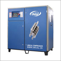 V Series full frequency inverter screw compressor