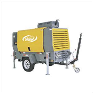 Movable Screw Air Compressor