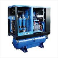 Integrated Compressor