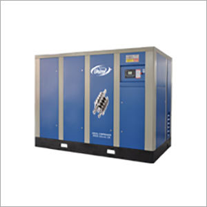 Double Stage Screw Compressor