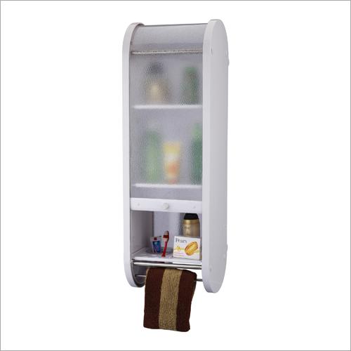 Deckroll Vertical Shutter Cabinet with Shelf