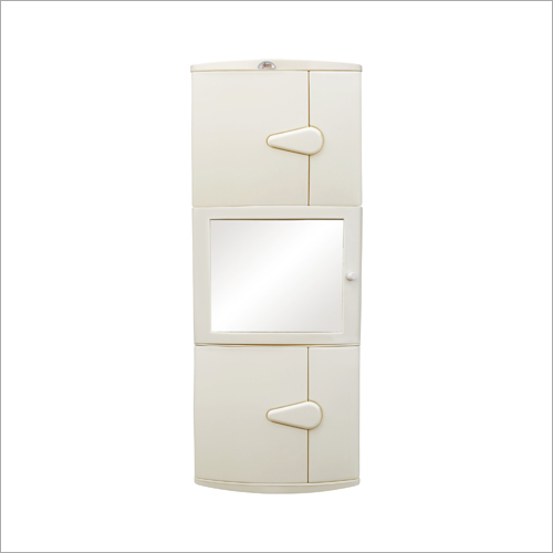 Icon Triple Door Cabinet With Mirror