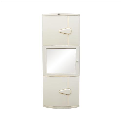 Icon Triple Door Cabinet With Mirror