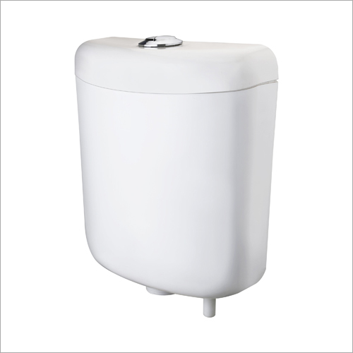 Slim Wall Hung Dual Flushing Cistern