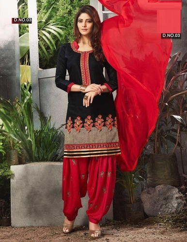 Latest Patiala Suit Shopping