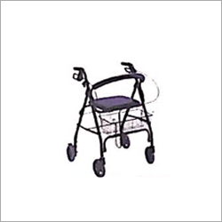 Wheeled Folding Walker