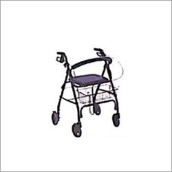 Wheeled Folding Walker