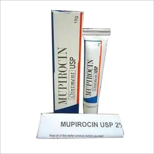 Mupirocin Ointments