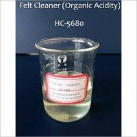 Press Felt Cleaning Agent