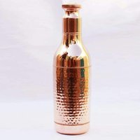 Champaigon Copper Bottle