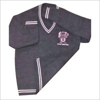 Kids School Plain Sweater