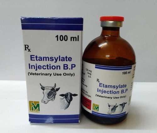 Veterinary Ethamsylate Injection
