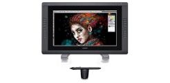Clintiq 22HD Touch Creative Pen display